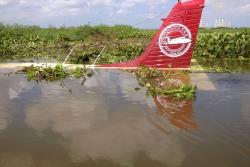A avioneta accidentada en el Atlántico se le apagaron los motores