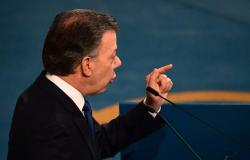 Imágenes de la entrega al presidente Santos del Nobel de la Paz