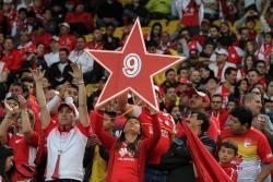 Las mejores imágenes de la final de la Liga Águila entre Santa Fe y Tolima