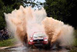 Así se vivió la primera carrera del Dakar 2017