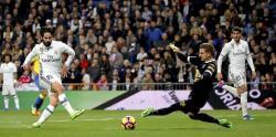 Las mejores imágenes del sorpresivo empate 3-3 entre Real Madrid y Las Palmas