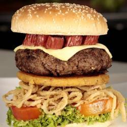 ¿Cómo preparar una hamburguesa casera?