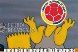 Los mejores memes de la victoria de Colombia