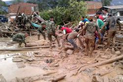 Imágenes de la devastadora tragedia en Putumayo