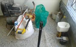 Remodelación de un puesto de salud en Bucaramanga genera molestias en usuarios