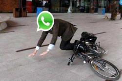 Divertidos memes tras caída mundial de Whatsapp