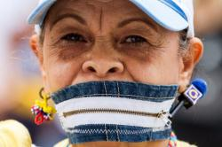 En medio de protestas, Venezuela cumple una década sin el canal Rctv