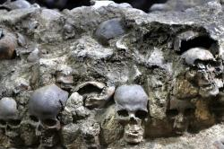 Conozca el macabro hallazgo arqueológico en México