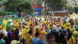 Así se vivió la reapertura del estadio Alfonso López de Bucaramanga