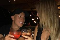 Filtran fotos íntimas de la esposa del jugador Mateus Uribe