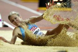 Las mejores imágenes del Mundial de Atletismo 2017