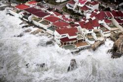 Vea las impresionantes imágenes de la devastación del paso del huracán Irma