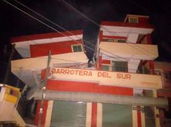 Imágenes del grave terremoto en México
