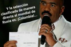 Estos son los memes de la dolorosa derrota de Colombia ante Paraguay