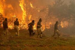 Una nueva tragedia forestal lleva a Portugal con tres días de luto.