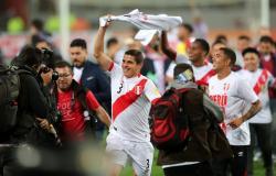 Imágenes de la histórica clasificación de Perú al Mundial