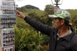 Imágenes del homenaje en Antioquia a las víctimas de Chapecoense