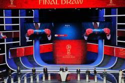 Así se vivió la gala del sorteo del Mundial Rusia 2018