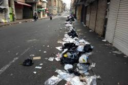 Así amanecieron las calles del centro de Bucaramanga en esta Navidad
