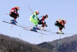Las mejores imágenes de los Juegos Olímpicos de Invierno