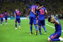 Las mejores imágenes del triunfo de Colombia ante Polonia