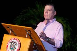 Pronunciamiento del presidente Santos sobre muerte de Alfonso Cano