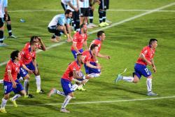 Reviva la definición por penales de la final de la Copa América