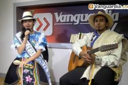 Joven santandereana es la Reina Nacional de la Guabina y el Tiple