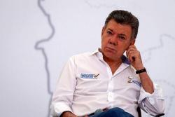 Presidente Santos fue víctima de una broma telefónica por escándalo James