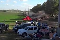 Revelan nuevo video de trágico accidente en Rally Dakar 2016