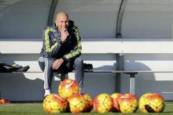 Zidane reconoce que James será muy importante para su equipo