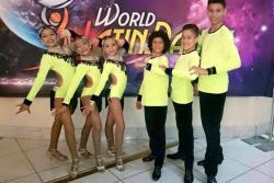 Bailarines bumangueses ganaron cuatro títulos mundiales en salsa