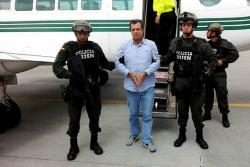 Así fue el operativo de la captura de alias 'Puntilla' en Santander