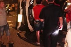 Tres mujeres heridas dejó accidente de tránsito en Bucaramanga
