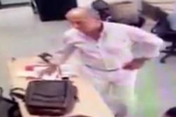 Registran robo de un celular en oficina pública de Bucaramanga