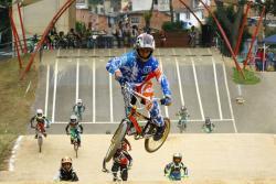 El BMX, el deporte de los niños y los jóvenes en Bucaramanga