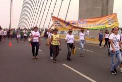 La 'carrera' de las víctimas por defender sus derechos en Bucaramanga