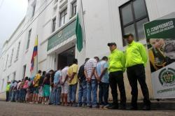 Detenidas 51 personas por microtráfico de drogas en Santander