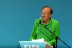 El lapsus del Alcalde de Bucaramanga con Joseph Blatter