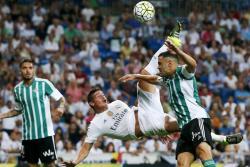 Gol de James Rodríguez nominado al mejor del año en España