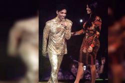 Prince y el día que puso en ridículo a Kim Kardashian