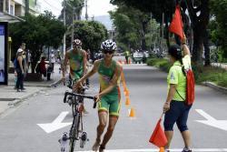Los 'hombres de hierro' se tomaron a Bucaramanga