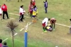 Un jugador murió tras un golpe y pelea con otro futbolista