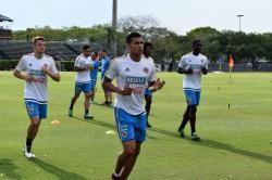 Jugadores de Colombia hablaron sobre la Copa América Centenario