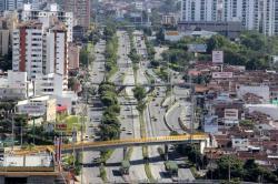 ¿Cómo lucen las calles del área metropolitana de Bucaramanga en el Día Sin Carro y Moto?