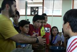 Expertos motivan a niños de Santander a realizar investigación
