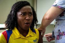 A 37 días de Rio-2016, el Comité Olímpico tuvo jornada de vacunación