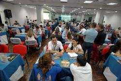 220 empresarios de Santander se reunieron en busca de negocios