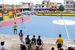 Torneo Interbarrios de Futsal entró en su recta final