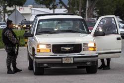 """Video muestra cómo fue el secuestro del hijo del """"Chapo"""" Guzmán"""